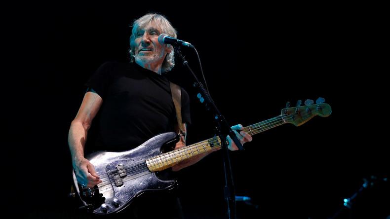 Ex-Pink-Floyd-Sänger Roger Waters bei Konzert: Weißhelme sind Propagandawerkzeug des Westens