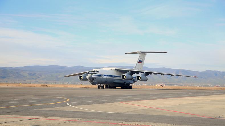 Russisches Katastrophenschutzministerium liefert 20 Tonnen humanitäre Hilfe in den Jemen