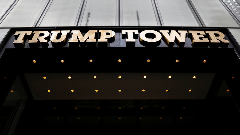 Weißes Haus mietet Räumlichkeiten für Militärverwaltung in Trump Tower