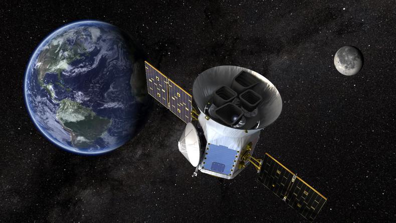 Suche nach außerirdischem Leben: NASA startet neues Weltraumteleskop zur Beobachtung von Exoplaneten