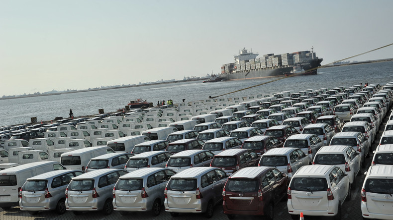 China erleichtert ausländischen Autobauern Investitionen im Land