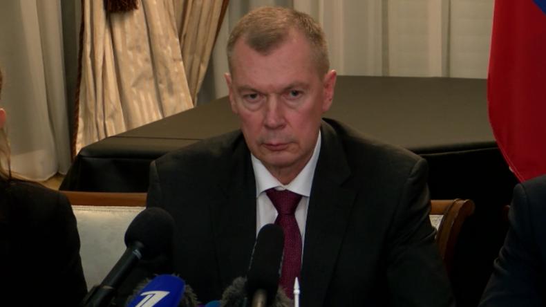 Russischer OPCW-Vertreter: Eklatante Lüge, dass wir Ankunft der OPCW-Experten in Duma verhindern