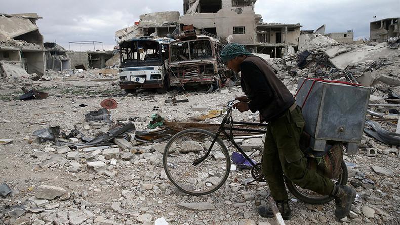 Syrien bekräftigt Vorzugsverträge für russische Unternehmen zum Wiederaufbau des Landes