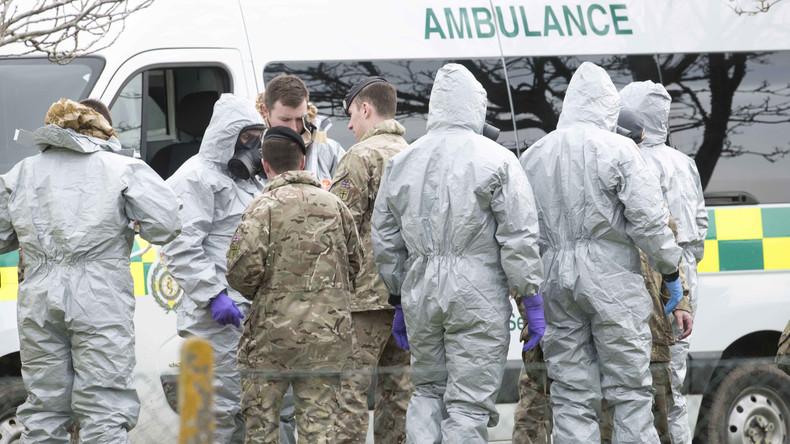 Skripal-Fall: Großbritannien erneuert Vorwürfe