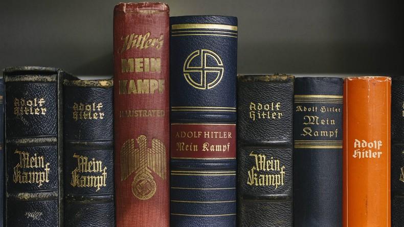 """Britisches Gymnasium plant Diskussion über """"Mein Kampf"""" um freies Denken zu fördern"""