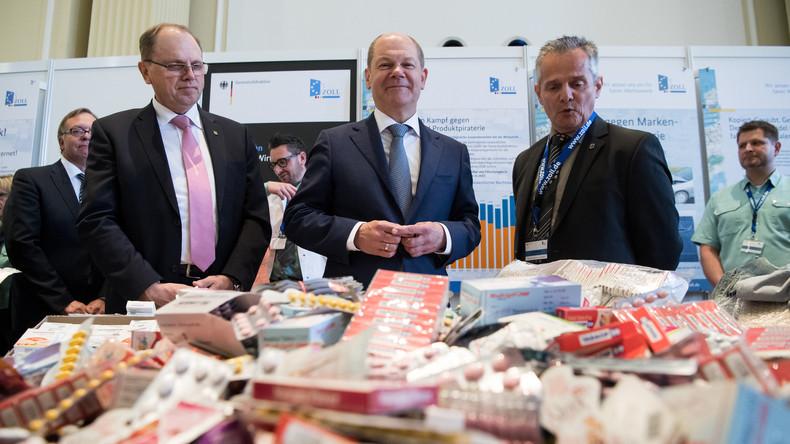 Finanzministerium: Eine Milliarde Euro Schaden durch Schwarzarbeit