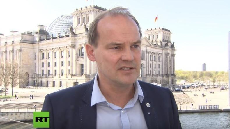 """Matthias Gellner: """"Russische Unternehmen stehen unter Generalverdacht"""""""