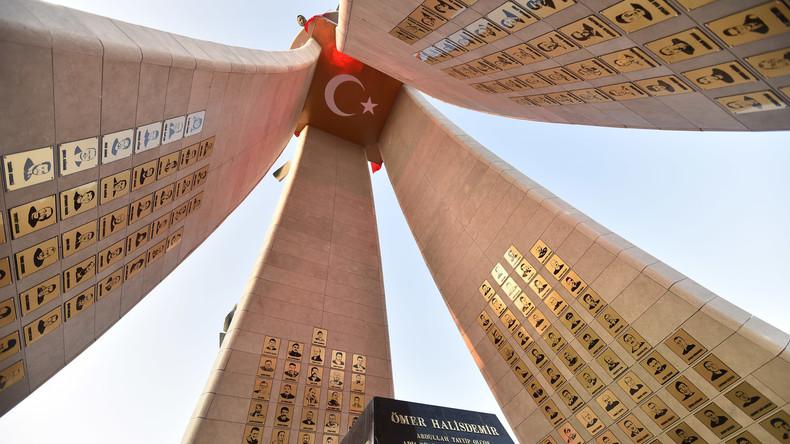 28 Soldaten wegen Putschversuch in der Türkei zu lebenslänglichen Haftstrafen verurteilt