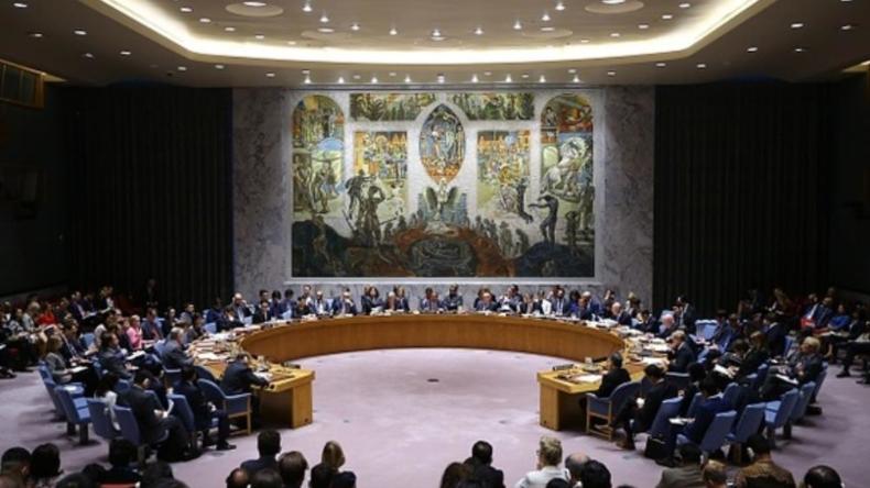 UN-Sicherheitsrat tagt über die Lage in Syrien