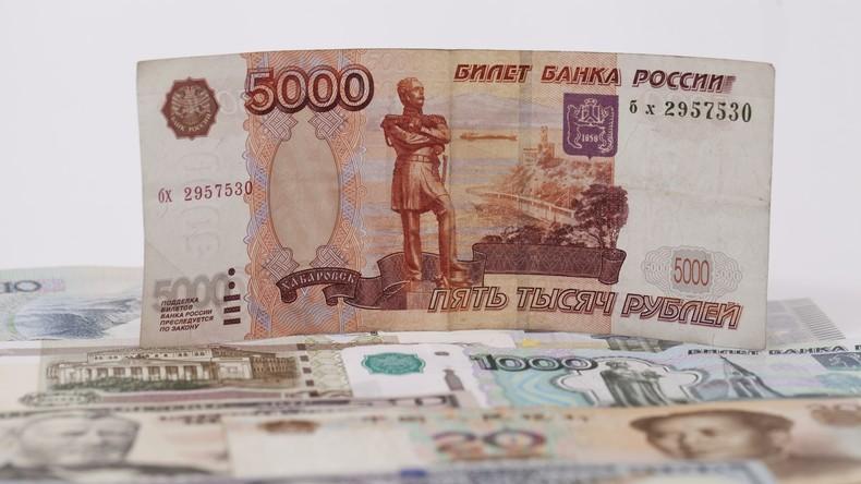 Handel boomt: Russland und China lassen US-Dollar zugunsten eigener Währungen fallen