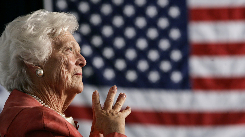 Frühere US-First Lady Barbara Bush ist tot