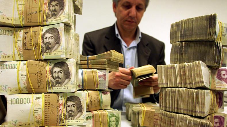 Außer Umlauf: Italiener erbt drei Milliarden Lire und kann sie nicht mehr in Euro umtauschen