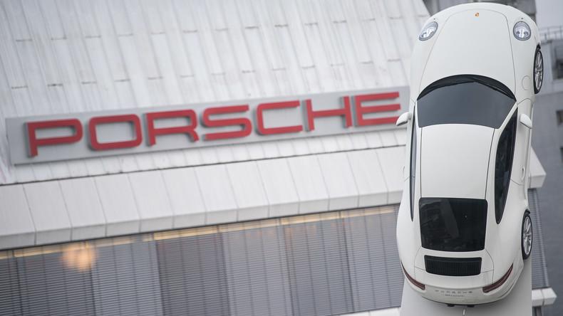 Erneute Razzien in der Diesel-Affäre: Durchsuchungen bei Porsche wegen Abgasskandals