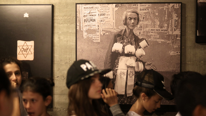 75 Jahre Aufstand im Warschauer Ghetto: Erinnerung, Mahnungen und Kunstprojekte