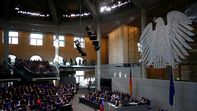 LIVE: 25. Sitzung des Deutschen Bundestages – Fragen an die Regierung sowie Syrien-Debatte