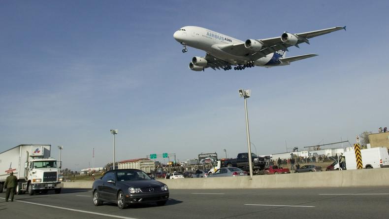 Kanada: Passagierflugzeug stößt mit Drohne zusammen