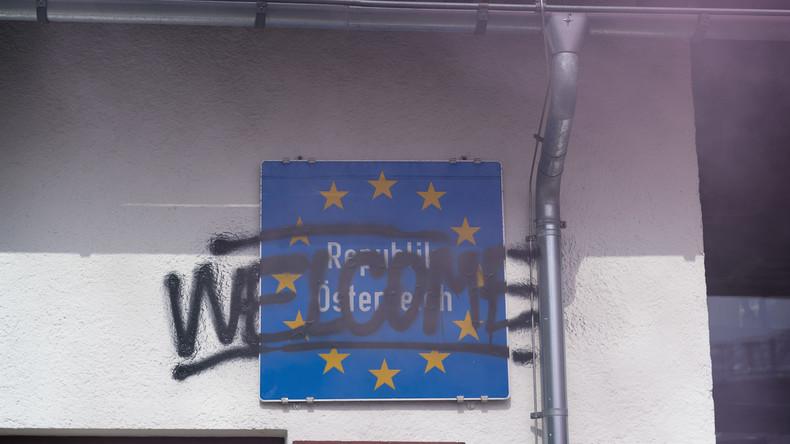 Österreich verschärft Asylrecht: Bis zu 840 Euro sollen bei der Einreise kassiert werden
