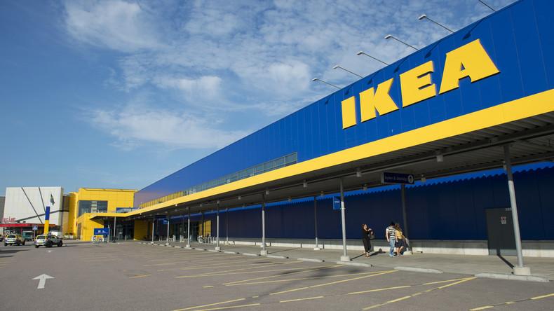Für ihr Leben gern bei IKEA: Deutsche Familienbande raubt Möbelriesen mit Kinderwagen aus