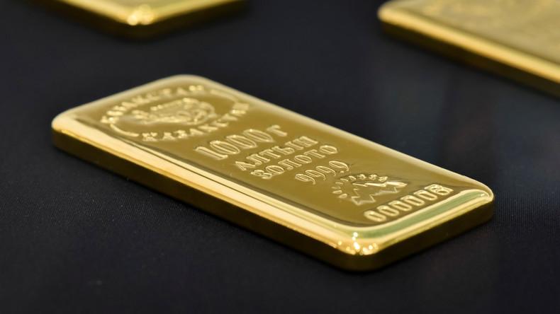 IWF-Darlehen sollten in Gold und nicht in US-Dollar bezahlt werden