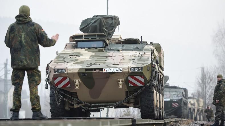 """Neuanschaffungen Nordosteuropas: Estland erhält gebrauchte Panzer, Litauen erwartet deutsche """"Boxer"""""""