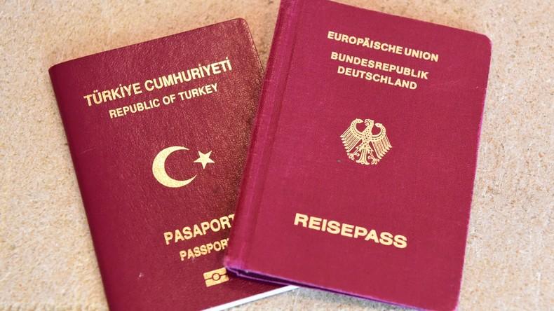 Bundesinnenministerium: Asylgesuche von 768 Türken mit Diplomatenpässen oder Dienstausweisen