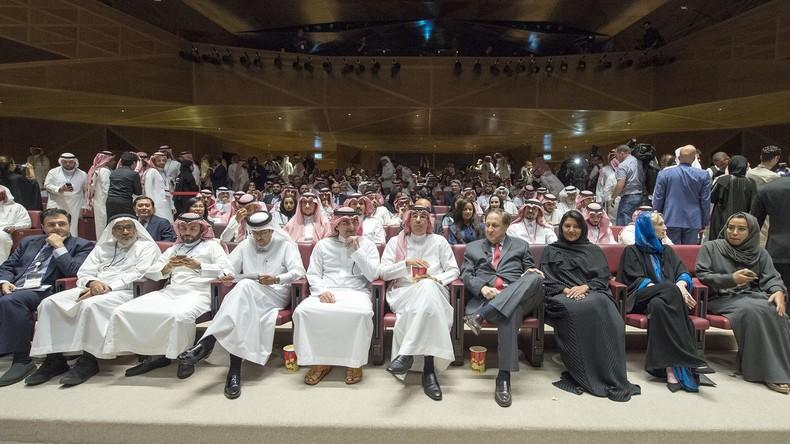 Saudi-Arabien weiht erstes Kino seit Anfang der 1980er Jahre ein