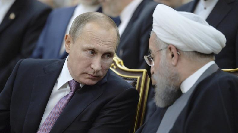 """Verlängerung von """"Öl für Waren"""" - Wie sich Russland und Iran des US-Dollars entledigen"""