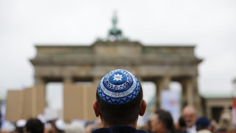 Jude als Selbstversuch: Video von antisemitischen Angriff in Berlin war Experiment