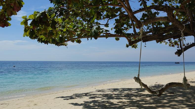 Berühmter Strand in Thailand nach Hai-Attacke auf Touristen geschlossen
