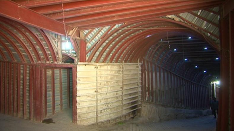 """""""Ein Tunnelgeflecht, so groß wie eine Stadt""""- Versorgungsnetzwerk der Terroristen in Duma entdeckt"""