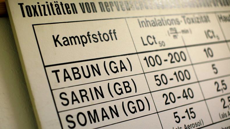 """Causa Skripal: Die lange Geschichte der Geheimhaltungen um den Kampfstoff """"Nowitschok"""""""