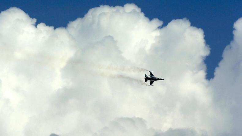 Irakische Kampfjets führen Angriffe auf IS-Stellungen in Syrien durch