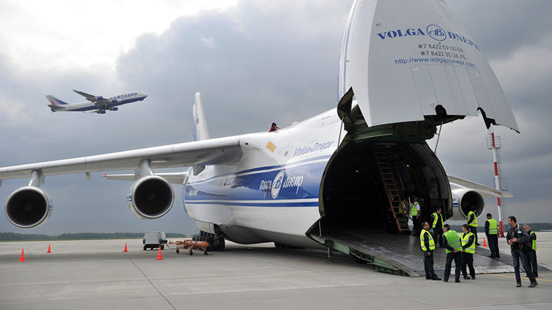 Antwort auf Sanktionen: Russland liefert keine Militärtransporter mehr an NATO-Staaten