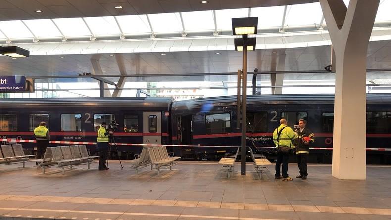 Bericht: Viele Verletzte bei Zugunglück in Salzburg