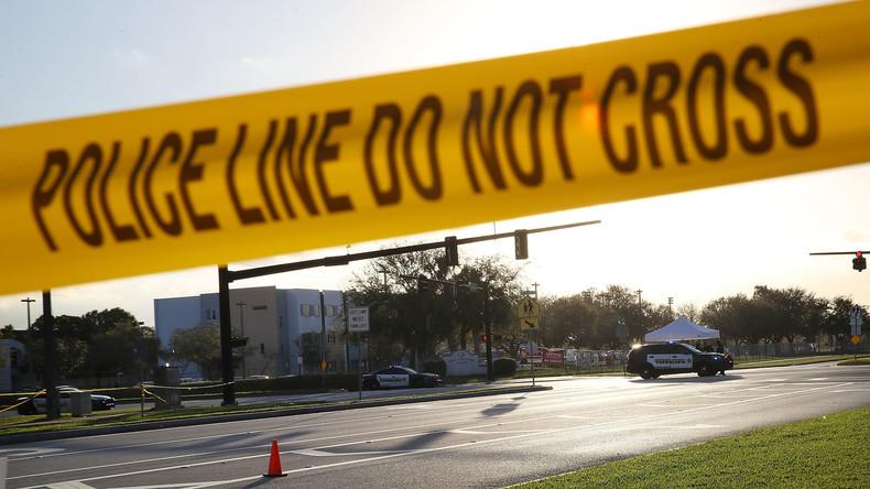 Zwei Polizisten in Florida erschossen - auch Schütze tot