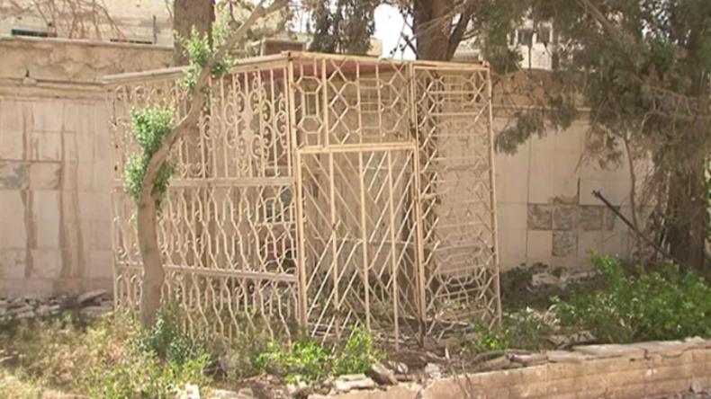 """Verschleppt und gefoltert - Dschaisch al-Islams """"Gefängnis der Reue"""" in Duma enthüllt"""