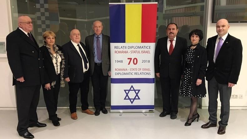 Rumänische Regierungspartei verkündet Botschaftsverlegung nach Jerusalem - Präsident widerspricht