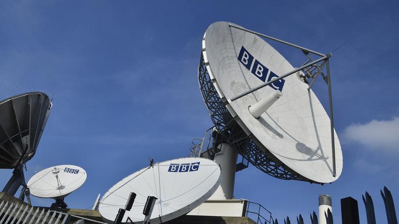 """""""Für Sieg im Informationskrieg"""": BBC-Moderatorin erlaubt keinen Zweifel an Giftgas-Vorfall in Duma"""