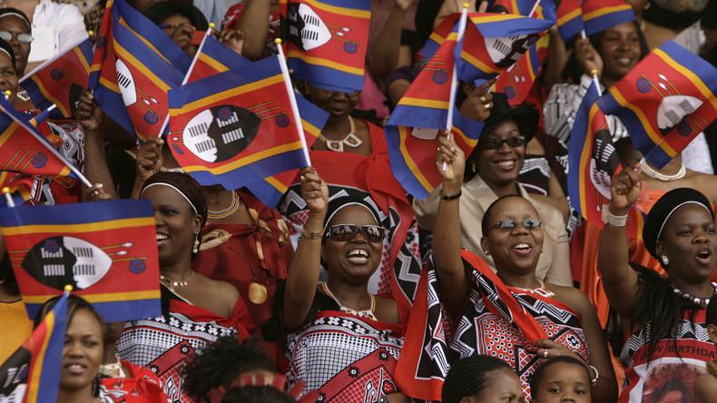 Wie man das Schiff nennt, so wird es schweben: Königreich Swasiland heißt wieder eSwatini