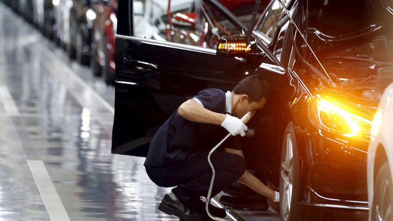 Deutsche Automobilhersteller könnten zu Opfern von US-Sanktionen gegen russisches Aluminium werden