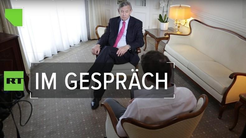 Frank Elbe zum weiteren Vorgehen nach Luftangriff auf Syrien: Diplomatie statt Bomben (Video)