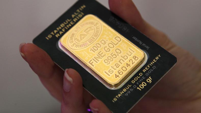"""""""Gegen Übermacht des US-Dollars"""" - Türkei holt Gold aus den USA zurück"""