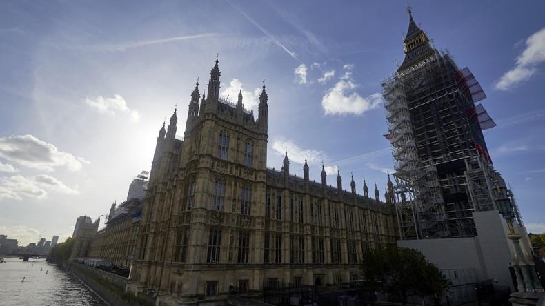 160 mal am Tag Porno-Seiten: Britische Parlamentarier und Mitarbeiter im Internet aktiv