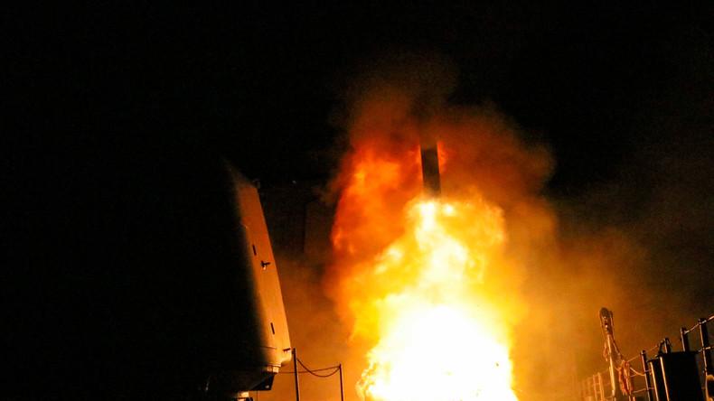 Bundestags-Gutachten: US-geführte Luftschläge in Syrien waren völkerrechtswidrig