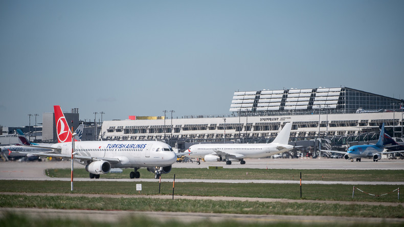 Passagierflugzeug in Stuttgart wegen Anschlaggefahr geräumt