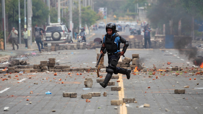 Schwere Ausschreitungen bei Protesten gegen Sozialreform in Nicaragua