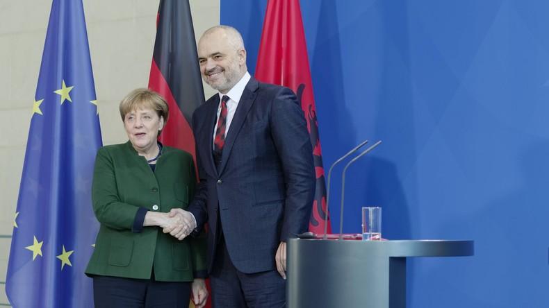 Albaniens Regierungschef fordert klare EU-Aufnahmeperspektive