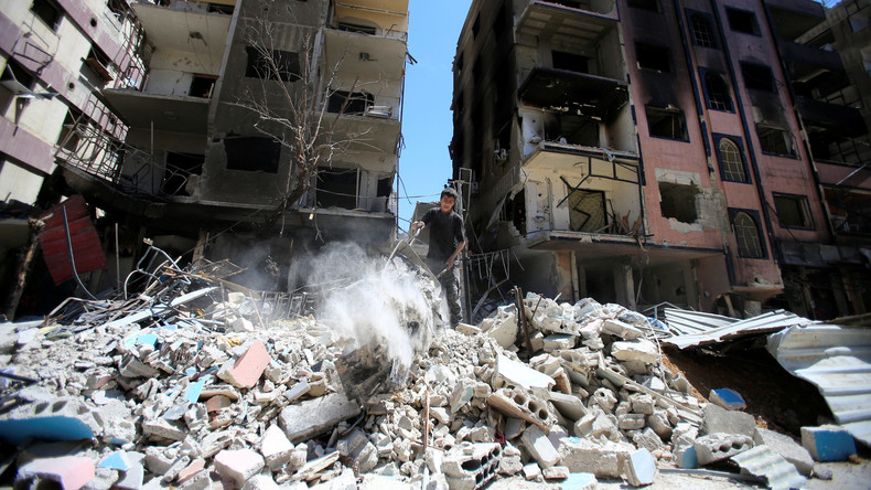 """Syrische Extremisten töten Reporter des tschetschenischen Senders """"Grosny"""""""