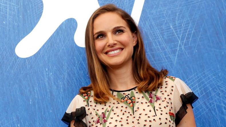 Natalie Portman bleibt Preisverleihung aus Protest gegen Benjamin Netanjahu fern