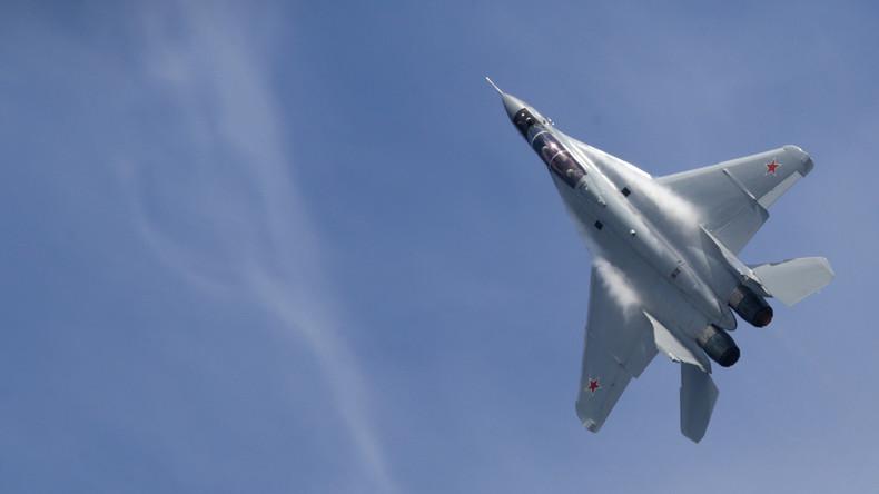 Russischer Flugzeughersteller bietet Touristen Stratosphärenflüge mit MiG-29 an